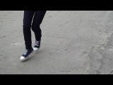Как я танцую Драм-степ